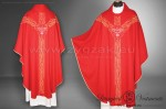 OG-HM-D-3 GIFTS OF THE HOLY SPIRIT Gothic Chasuble