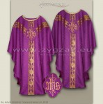 OS-ROZ-GT2  PURPLE - SEMIGOTHIC LOW MASS SET