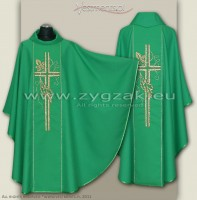 OG-HR-X-11 GOTHIC CHASUBLE