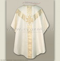 OS-ROZ-GT WHITE GOLD - SEMIGOTHIC LOW MASS SET