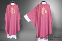 OG-HM-IHS-1 GOTHIC STYLE CHASUBLE