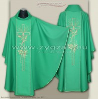 OG-HR-X-4 GOTHIC CHASUBLE
