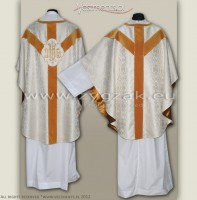 OS-ROZ-GAKS SEMI-GOTHIC LOW MASS SET