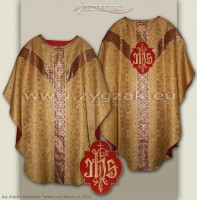 OS-BRO-GT SEMI-GOTHIC STYLE LOW MASS SET