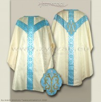 OS-ROZ-GT MARIAN Design - SEMIGOTHIC LOW MASS SET
