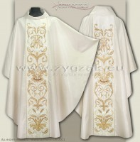 OG8-HM-1 MAR GOTHIC CHASUBLE