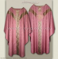 OS-ROZ-GT ROSE SEMIGOTHIC LOW MASS SET
