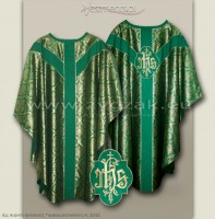 OS-BRO-GPL GREEN - SEMIGOTHIC LOW MASS SET