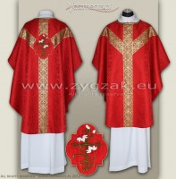 OS-ROZ-GT LIL/RED - SEMIGOTHIC LOW MASS SET