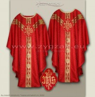 OS-ROZ-GT2 RED - SEMIGOTHIC LOW MASS SET