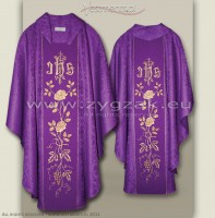OG-HM-IHS-5 GOTHIC CHASUBLE