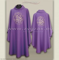 OG-HM-IHS-2 GOTHIC CHASUBLE