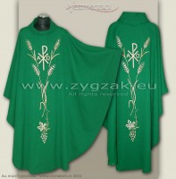 OG-HR-PAX-2 GOTHIC CHASUBLE