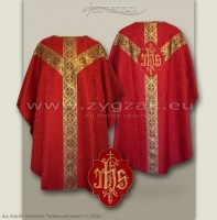 OS-ROZ-GT RED - SEMIGOTHIC LOW MASS SET