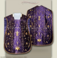 OR-HR-5 PURPLE ROMAN LOW MASS SET