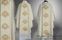 "OG-HM-14 ""The Four Evangelists"" GOTHIC CHASUBLE"