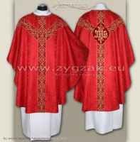 OS-ROZ-GHAKS SEMI-GOTHIC STYLE LOW MASS SET