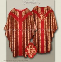 OS-BRO-GPL RED - SEMIGOTHIC LOW MASS SET