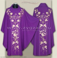 OG-HR-IHS-4 GOTHIC CHASUBLE