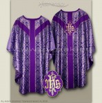 OS-BRO-GPL PURPLE - SEMIGOTHIC LOW MASS SET