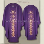 OG-HM-IHS-6  GOTHIC CHASUBLE