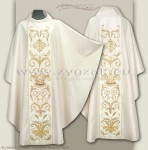 OG8-HM-1 IHS GOTHIC CHASUBLE