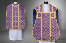 OR-GT-2 ROMAN LOW MASS SET, PURPLE/GOLD