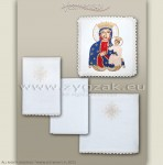 "C21 ""OUR LADY OF CZESTOCHOWA"" - CHALICE LINEN SET"
