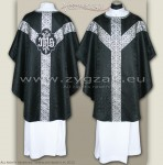 OS-ROZ-GT BLACK/SILVER - SEMIGOTHIC LOW MASS SET