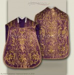 OR-HR-8 PURPLE ROMAN LOW MASS SET