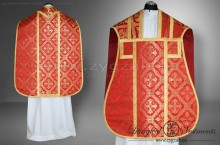 OR-GT-2 ROMAN LOW MASS SET, RED/GOLD