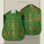 OR-HR-8 GREEN ROMAN LOW MASS SET