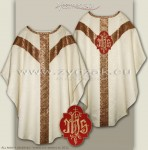 OS-ROZ-GT WHITE - SEMIGOTHIC LOW MASS SET