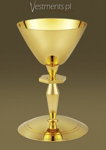 # 01 CONTEMPORARY CHALICE