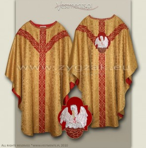 OS-BRO-GH PELICAN  - SEMIGOTHIC LOW MASS SET