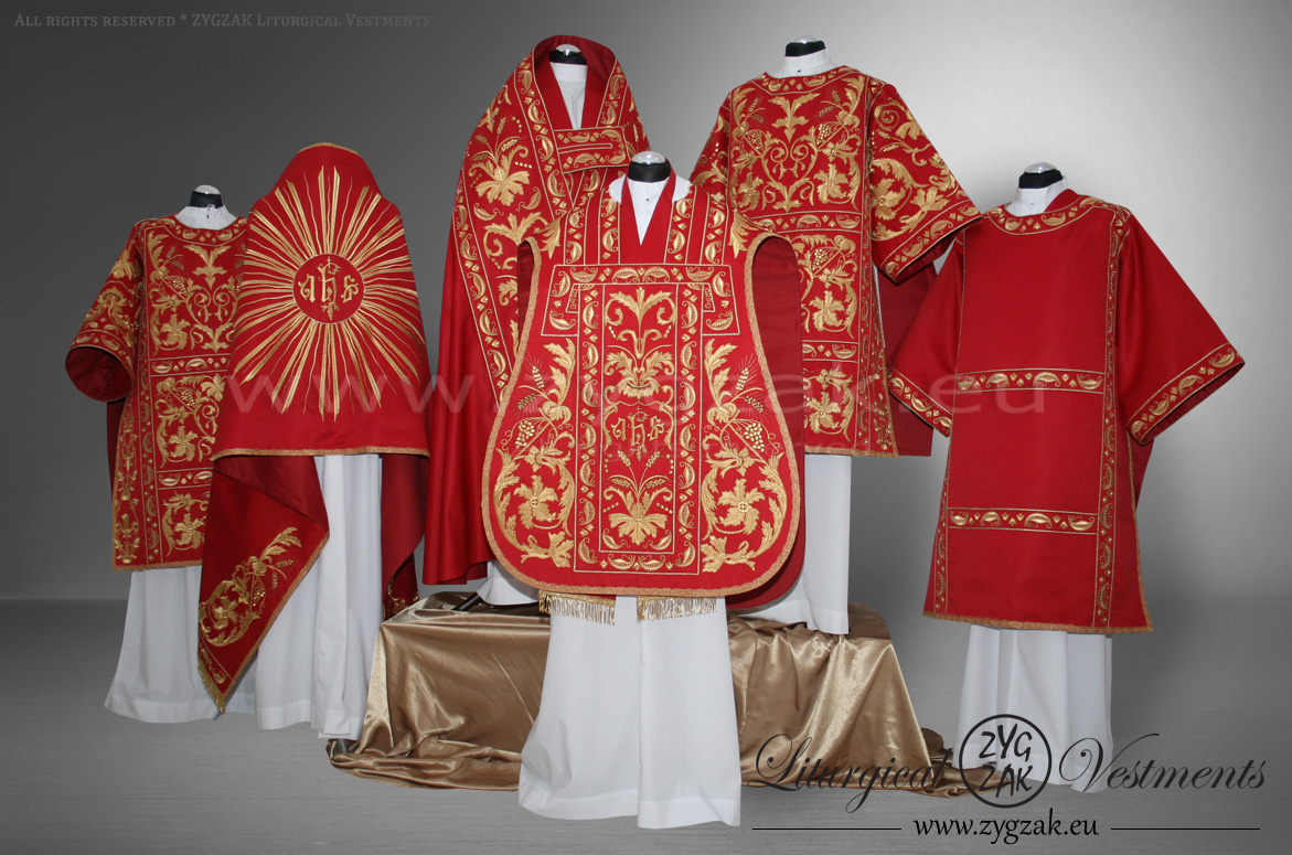 R-HMS-8 LATIN HIGH MASS SET